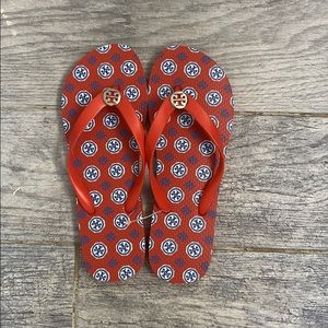 Brand New Tory Burch flip Flops with tag!!